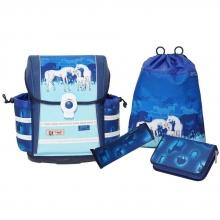 Школьный рюкзак McNeill ERGO Light 912S  9577142000  Horses -Лошади