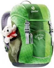Рюкзак Deuter Schmusebar зеленый 36003-2004