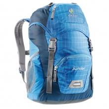 Рюкзак Deuter Junior голубая клетка 36029-3014