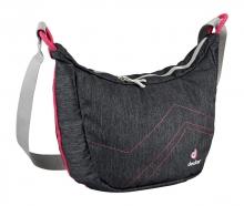 Сумка Deuter Pannier sling серо-розовая 85124-7511