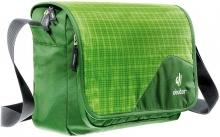 Сумка Attend зеленая клетка 85043-2012
