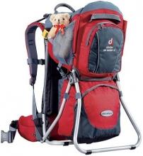 Детская переноска Kid Comfort II красная 36514-5560