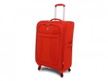 """Чемодан Wenger """"NEO LITE Spinner"""", оранжевый, полиэстер, 48х27x74 см, 96 л 72087729"""
