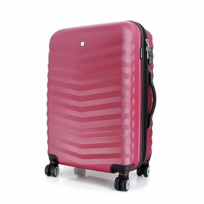 Чемодан Wenger Fribourg, красный, АБС-пластик, 33x23x47 см, 35 л SW32300152
