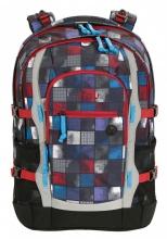 Рюкзак 4YOU Jump квадраты синие-красные Square Blue/Red 115500-204
