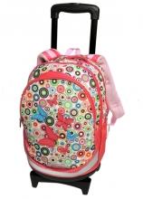 Школьный рюкзак на колесах Modan Retro Circies 21005