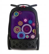Рюкзак на колесах Nikidom Mandala 9011