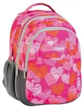 Рюкзак молодежный Modan Explore Pink Hearts (2 в 1) 30162