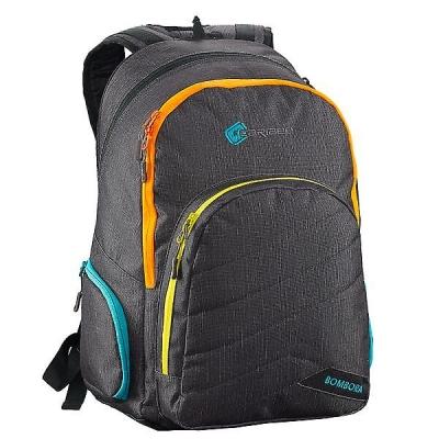 Рюкзак Caribee Bombora черный 6378