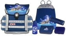 Школьный рюкзак McNeill ERGO Light 912 9577153000 Flight- Полет с наполнением 4 предмета.