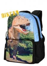Рюкзак молодежный BISTAR Dinosaur-30185