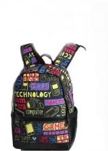 Рюкзак молодежный BISTAR Techno-30182