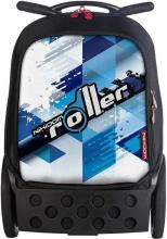 Рюкзак на колесах Nikidom Roller Cool Blue 9017