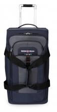 Сумка на колесах SWISSGEAR Sport Line цвет синий/серый полиэстер 47656
