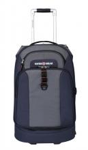 Сумка на колесах SWISSGEAR Sport Line цвет синий/серый полиэстер 47655