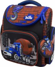 Школьный ранец с мешком для обуви De Lune 3-132