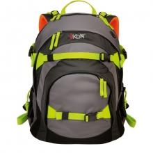 Рюкзак IKON Чёрно-серый 000200-00