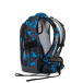 Рюкзак школьный ERGOBAG  Satch Sleek Blue Triangle с анатомической спинкой SAT-SLE-001-9D6