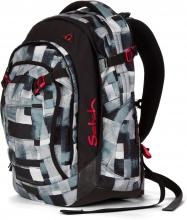 Рюкзак подростковый ERGOBAG Satch MATCH City Fitty с анатомической спинкой SAT-MAT-001-999