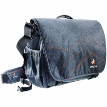 Сумка Deuter Shoulder Bags Operate III серо/оранжевая 85083-7911