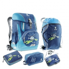 Рюкзак Deuter One Two 4 предмета Вертолёт 3830116-3036/SET3