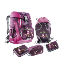 Рюкзак Deuter One Two 4 предмета Сова 4880019-5509/SET3