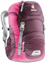 Рюкзак  Deuter Junior бордовый 36029-5509