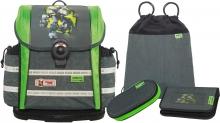 Школьный рюкзак MC Neill ERGO Light 912 S Robotic- Робот Motion-Line 9626165000