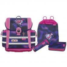 Школьный рюкзак  McNeill ERGO Light 912 S 9605162000 Lovely-Любимый 4 предмета