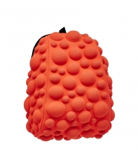 Рюкзак MadPax Bubble Half neon оранжево-персиковый KAB24485066
