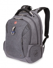 Рюкзак WENGER Grey Heather/полиэстер 900D PU цвет серый 51192