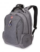 Рюкзак WENGER Grey Heather/полиэстер 900D PU цвет серый 51192
