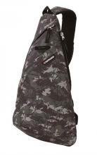 Рюкзак WENGER полиэстер 900D с одним плечевым ремнем цвет камуфляж 50628