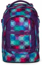 Рюкзак школьный ERGOBAG Satch Pack  Hurly Pearly с анатомической спинкой SAT-SIN-002-9C0