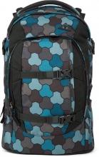 Рюкзак школьный ERGOBAG Satch Pack Ocean Flow с анатомической спинкой SAT-SIN-001-9F7