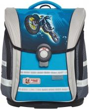 Школьный рюкзак McNeill  ERGO Light COMPACT-Flex 9604166000 Crossrider- Мотогонщик без наполнения.