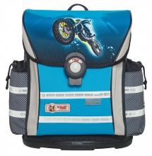 Школьный рюкзак McNeill ERGO Light 912  9614166000  Crossrider- Мотогонщик без наполнения