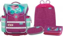 Школьный рюкзак McNeill  ERGO Light Plus 9612163000 Beetle- Жук 4 предмета.