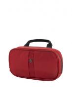Несессер VICTORINOX Lifestyle Accessories 4.0 Overmight Essentials Kit цвет красный 51654