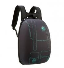 Рюкзак ZIPIT Shell Backpacks цвет черный ZSHL-BGP