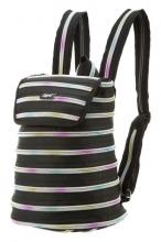 Рюкзак ZIPIT Backpack цвет черный/мульти ZBPL-10