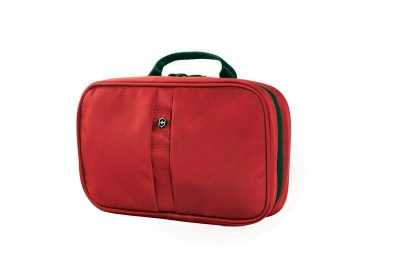 Несессер VICTORINOX Zip-Around Travel Kit 3 отделения цвет красный 50603