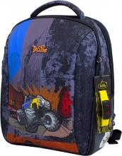 Школьный ранец с мешком для обуви De Lune 7-131