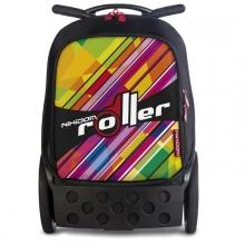 Рюкзак на колесах Nikidom Roller Kaleido 9020