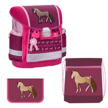 Ранец Belmil 403-13/519 SET MY HORSE с наполнением 3 предмета.