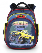 Ранец с мешком для обуви Hummingbird TK15 Cool Trucks