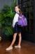 Школьный ранец с мешком для обуви Hummingbird Pony Princess TK34