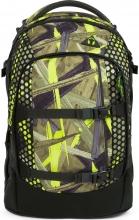 Рюкзак школьный ERGOBAG Satch Pack Jungle Lazer с анатомической спинкой SAT-SIN-002-9H7