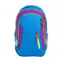 Рюкзак школьный ERGOBAG  Satch Sleek Flash Jumper с анатомической спинкой SAT-SLE-001-321