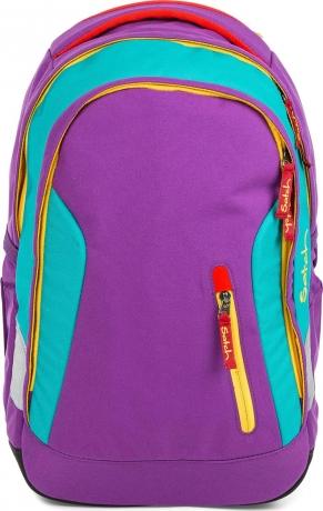 Рюкзак школьный ERGOBAG  Satch Sleek Flash Runner с анатомической спинкой SAT-SLE-001-413